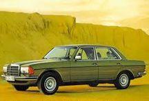 W123 / W123 + Konkurrenter For- og Etterfølgere Andre modeller i Mercedes sitt sortiment