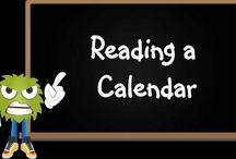 Kindergarten - Calendar / by Kinder Teacher