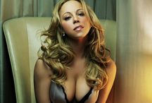 Mariah Carey / by Ivory Jones