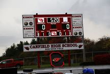 Permanent Installations / LED3 is proud to say we have installed scoreboards for multiple clients. The demand for outdoor LED fixed installations is growing. Scoreboards are just one facet of what we offer for fixed installations. Call in for an inquiry, 866.930.6988 or email: tim@led3.us/bruce@led3.us/lynn@led3.us