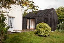 Facades bois / Maison en bois