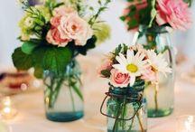 Macetas y floreros