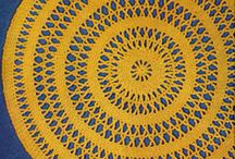 Crocheting - Doily / by Susan Elliott Broughton