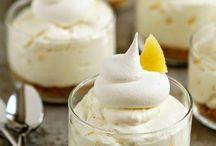 desserts / by Cheryl Wisenbaker