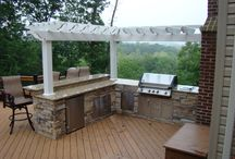 Outdoor Kitchens / by David Lombardo