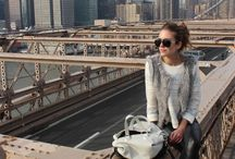 New York Street Style / Style inspiration straight from the streets of New York City