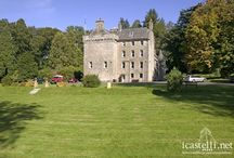 Scottish Castles and Manor Houses