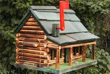 A cabin for my love letters