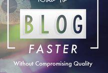 Writer's Online Platform / Building influence through social media, blogging, and websites