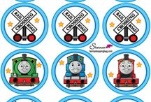 Thomas and Friends Party Stuff