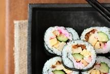 sushi rollsー巻き寿司