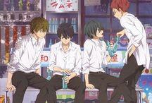 Anime ↬ Free!
