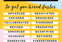 resume/writing