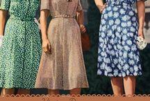 klädsel 40-talet