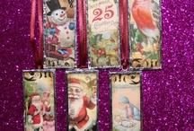 Christmas / Christmas and its prettiness.