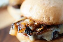 Burgers Veggie, Meat & Vegan