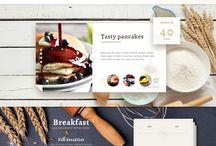 bakery webdesign