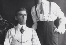 Herrkläder 1916