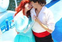 Little Mermaid Disneyland