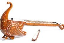 Musical Instruments around the World