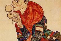 ARTIST - Egon Schiele