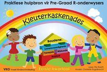 Education / Hulpbron vir Graad RR kleuterskoolonderwysers