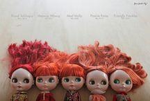 Blythe Red Hair