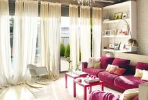 Curtains/Drapes / by Brandy Marsh