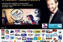 ESPECIAL PABLO ALBORÁN / Cinquenta Rádios vão acender as Velas e dar os Parabéns a Pablo Alboran, no dia em que completa 26 anos.  http://alternativa-radio.weebly.com/pablo-alboraacuten.html