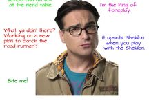Big Bang Theory-isms / by Jamie Singer