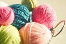 lãs, linhas e yarn