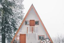 Escape to the cabin