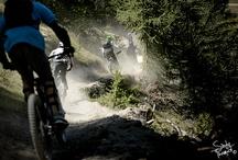 Bike Park & vélo - Serre Chevalier / vélo - Bike - Mountain Bike - MTB - X-country - VTT descente - Dirt - cycling