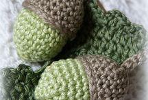 Crochet bellotas