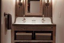 salle de bagne
