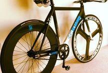 1 sepeda fixed modern