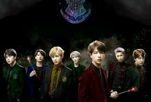 BTS Harry Potter / not my edits cr to the owner(s)