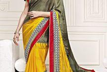 Bollywood Sarees on Variation In / Buy bollywood sarees online at lowest price in usa. Huge collection of designer bollywood sarees, party wear bollywood sarees, original bollywood sarees and bollywood replica sarees for women. Choose from wide range of latest bollywood sarees at www.variationfashion.com. Shipping world wide. Book your order now!