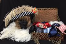 Nautical Hats / Nautical and Sea inspired pieces for your next event!