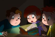 LMNS, dibujos aventuras para niños / Serie animada de aventuras infantiles. Aventuras en el micromundo. Series tv niños