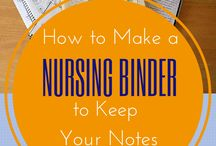 Nursing stuff / by Olivia Sheaks