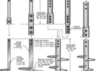 New Construction / Helical Piers for New Construction Applications