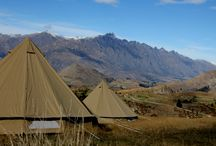 Luxury Camping Experiences / Cabin Fever private camps