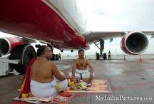 Solo in India