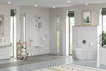 """Stylish Independence / At VictoriaPlum.com, it is our firm belief that everyone can have an inspirational bathroom at an affordable price. And when we say """"everyone"""", that's exactly what we mean."""