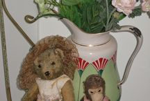 my dolls and bears
