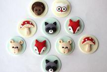 Cupcake & Cake decorating ideas