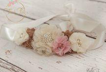 flowers belt