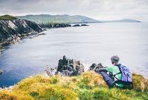 Hiking the Beara Way / A superb walking route along the Wild Atlantic Way in Ireland http://irelandways.com/ways/adventures/the-beara-way
