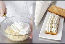 crème sucrée